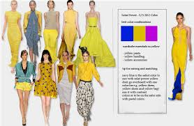 What Colors Go With Yellow Solar Power Spring Summer Color Trends 2012 U2013 Payal Jaggi