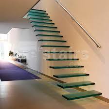 unique glass stair case 56 in small home remodel ideas with glass