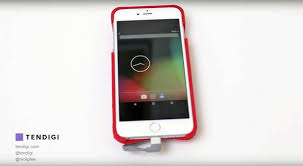 what is an android device custom built cases that transform an iphone into an android device