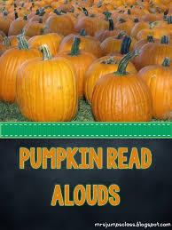 pumpkin read alouds book talk tuesday mrs jump u0027s class