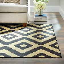 Aztec Area Rug Jackson Aztec Ivory Area Rug 5x7 Living Spaces And Spaces