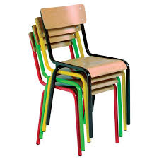 chaise 4 pieds chaise classique collectivité 4 pieds
