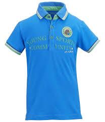 children s polo shirt ii children s shirts kramer equestrian