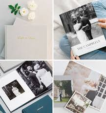 wedding picture albums where to find places to create your own wedding album onefabday