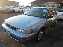 2001 toyota corolla value 1995 toyota corolla for sale carsforsale com