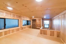 House Builder California Tiny House Builder Creates Wooden Beauty On 24ft