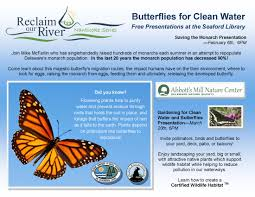 delaware native plants gardening for clean water and butterflies presentation