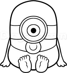 cartoon minions drawings cartoon minions drawings minion how to