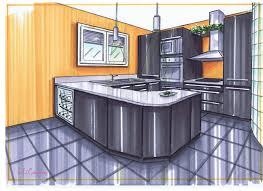 comment dessiner une cuisine comment dessiner une cuisine amusant plan maison dessin plan