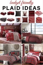 best 25 plaid bedroom ideas on pinterest winter bedding plaid