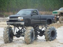 Chevy And Ford Truck Mudding - monster truck compilation monster trucks pinterest monster