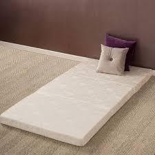 spa sensations 3 5 inch tri fold bed walmart canada