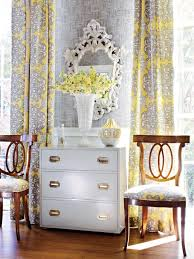 grey and yellow curtains home design ideas pattern perfect