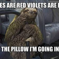 Sloth Asthma Meme - rape sloth by scarth meme center