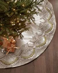 tree skirts velvet and satin tree skirts