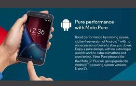 android software versions motorola isn t updating the moto g4 line to android oreo as it