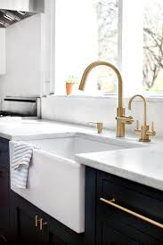 kitchen faucets for farmhouse sinks antique brass vintage kitchen faucet with farm sink transitional