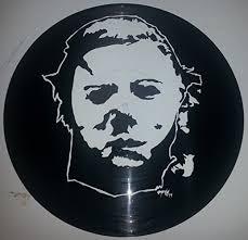 amazon com hand painted halloween michael myers horror vinyl