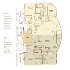 High Rise Floor Plans by One Queensridge Place Char Luxury