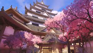 Cherry Blossom Map Hanamura 6 Jpg 1920 1100 Yami Yami Pinterest