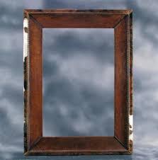 leather picture frames leather picture frame choice image craft decoration ideas