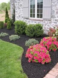 Backyard Flower Gardens by Best 25 Inexpensive Landscaping Ideas On Pinterest Yard