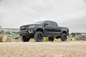 6in suspension lift kit for 2015 2018 4wd chevy colorado gmc