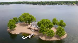 only home on island in prior lake hits market and sells