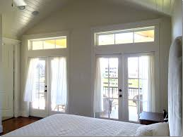 Window Treatment For French Doors Bedroom Window Treatments For French Doors With Transom U2013 Day Dreaming And