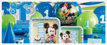 baby boy birthday themes baby boy s birthday party ideas and party supplies