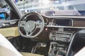 Kia Optima Interior Colors All New 2016 Kia Optima Unveiled With Familiar Look Better