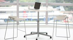 Office Desk Dimensions In Mm Touchdown Mobile Worksurface U0026 Adjustable Table Steelcase