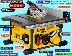 dewalt 10 portable table saw best table saw for the money top rated portable table saws