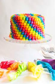 rainbow birthday cakes kenko seikatsu info