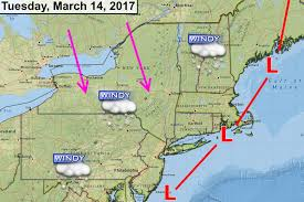 Weather Map New England by Major Winter Storm Highlights Weather This Week In Central New