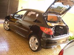 peugeot first car peugeot 206 tuning tuned cars pinterest peugeot cars and