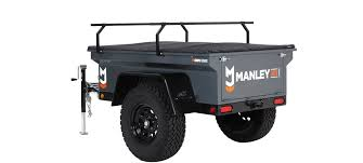 military trailer camper manley orv company rugged reliable ready