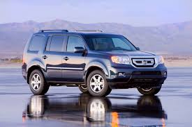 Honda Pilot Interior Photos 2010 Honda Pilot Overview Cars Com