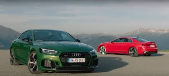 rs5 audi price rs5 in misano and sonoma green get footage as audi