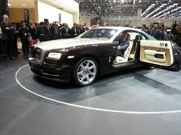 rolls royce wraith inside breaking rolls royce wraith is unveiled