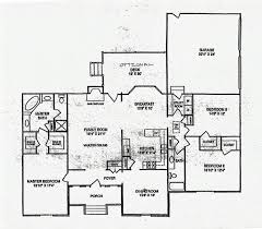 open floor plans with large kitchens open house plans floor plan with large kitchen island one
