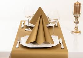 simulinen signature gold table runner simulinen paper