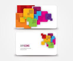 Abstract Business Cards Abstract Business Card Vector Art U0026 Graphics Freevector Com
