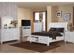 Queen Bedroom Sets Shop Home Styles Bermuda Brushed White Queen Bedroom Set At Lowes