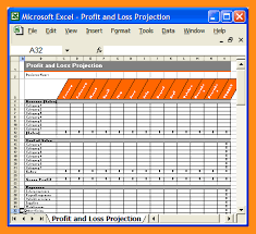 9 business plan template excel abstract sample