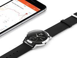 K He Online Kaufen Ratenzahlung Withings Steel Hr Smartwatch Und Fitnesstracker Pulsmessung 40