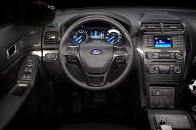 2015 ford explorer interior lights ford unveils explorer based 2016 police interceptor utility carscoops