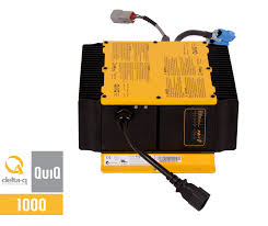quiq 1000 industrial battery charger delta q technologies