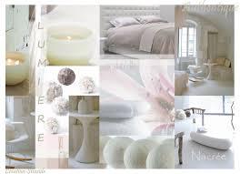 ambiance de chambre planche décoration chambre à coucher ambiance nacrée stinside