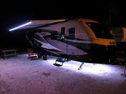 Dometic Led Awning Lights Motorhome Awning Lights U2014 Kelly Home Decor Placement On Camper